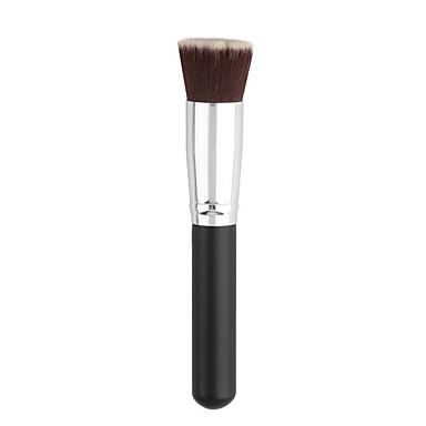 1pcs Pincéis de maquiagem Profissional Pincel para Base Pêlo Sintético Portátil / Amiga-do-Ambiente / Profissional Madeira Pincel Grande