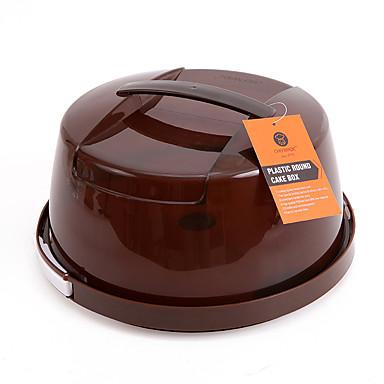 1/Set Muovi paistopinnan for Cake Korkealaatuinen
