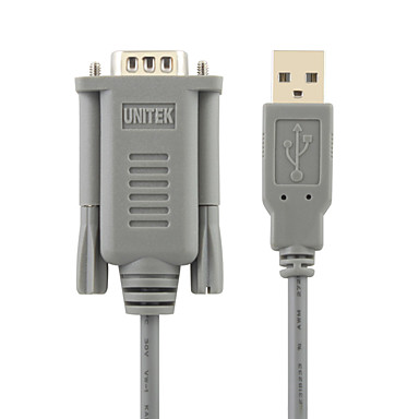 USB 2.0 USB 2.0 to RS232 1.5M(5フィート)