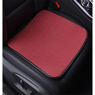 stoelverwarming voor auto's eenvoudig stukje ijs zijde gratis tie-gratis anti-slip vierkante kussens kantoor kussen zitkussen