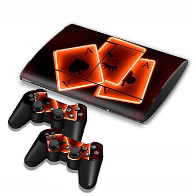 B-SKIN B-SKIN USB Adhesivo Para Sony PS3 ,  Novedades Adhesivo Vinilo 1 pcs unidad