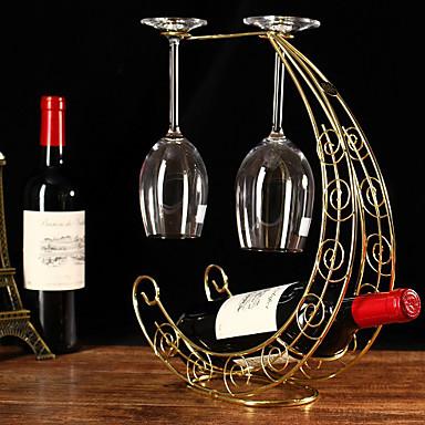 ワインラック 鋳鉄,31*10*36CM ワイン アクセサリー