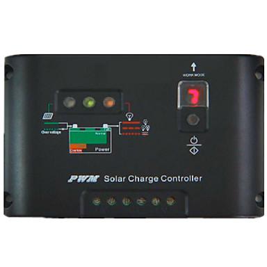 Solar Photovoltaic Panels 12V 24V 10A Solar Controller