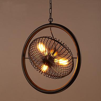 3-Light Plafond Lichten & hangers Sfeerverlichting - Ministijl, 110-120V / 220-240V LampNiet Inbegrepen / 15-20㎡ / E26 / E27