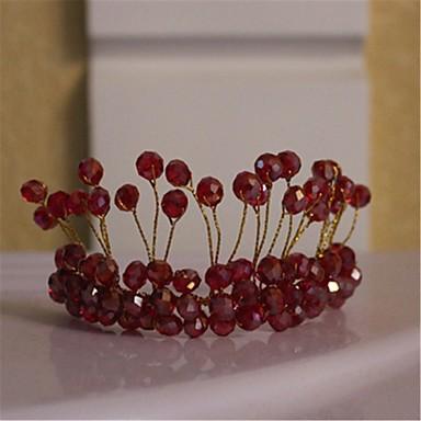 kristalli alloy headbands headpiece tyylikäs klassinen naisellinen tyyli
