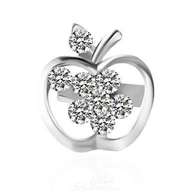 / dames / broches / persoonlijkheid / zilver / bruiloft klassieke vrouwelijke stijl