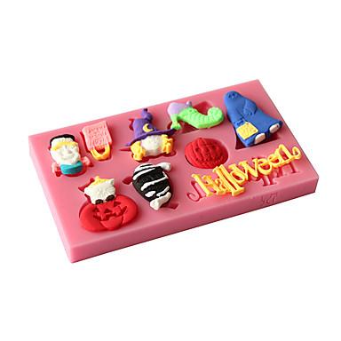 1 Bakken 3D / Hoge kwaliteit / Anti-aanbak / Milieuvriendelijk / Doe-het-zelf / Baking ToolTaart / Pizza / Chocolade / Ijs / Brood / Cake