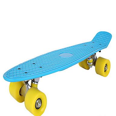 Skates padrão Preto Amarelo Vermelho Verde Azul