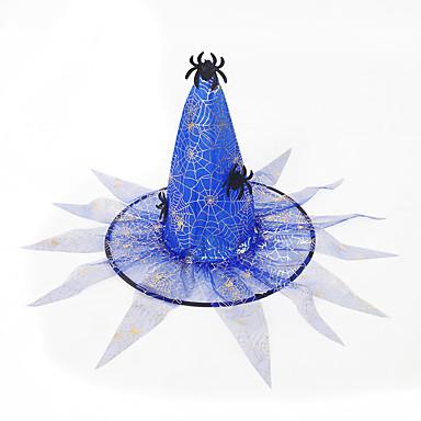 1pc halloween partij decor geschenk nieuwigheid terroristische ornamenten cosplay hoed