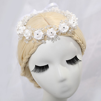 legering tiara hoofddeksel huwelijksfeest elegante klassieke vrouwelijke stijl