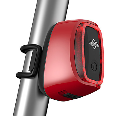 自転車用ライト バーエンドライト 後部バイク光 LED - サイクリング 自動タイプ リモートコントロール 充電式 防水 リチウム電池 100 ルーメン バッテリー サイクリング 多機能 屋外 バイク用