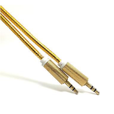 Audio jack de 3.5mm Audio jack de 3.5mm to Audio jack de 3.5mm 1,0 m (3 pies)
