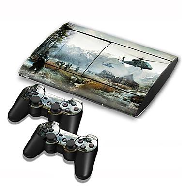 b-Skin® PS3 Slim 4000 console beschermende sticker huid van de dekking controller skin sticker!