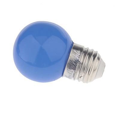YouOKLight 3 W 240 lm E26 / E27 Luces Decorativas A60(A19) 6 Cuentas LED LED Dip Decorativa Rojo / Azul / Amarillo 220-240 V / 85-265 V / 1 pieza