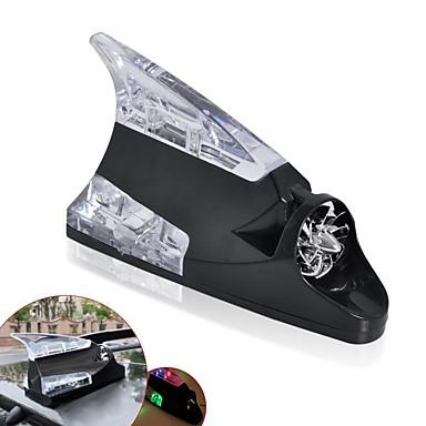 ziqiao hain evä on universaali tuulivoiman antenni johti auton lampun valossa