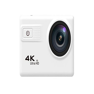 F68R Action Camera / Sports Camera 14MP 4000 x 3000 WiFi 調整可 防水 ワイヤレス 広角 30fps 4X ±2EV 2 CMOS 32 GB H.264 英語 フランス語 ドイツ語 スペイン語 シングルショット