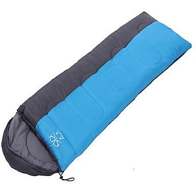 寝袋 封筒型 20°C 防湿 防塵 弾性ある 通気性 210 キャンピング 旅行 シングル 幅150 x 長さ200cm