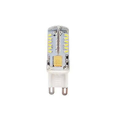 2W G9 LED-lamper med G-sokkel T 57 SMD 3014 200-230 lm Varm hvit / Kjølig hvit Vanntett AC 12 V 1 stk.