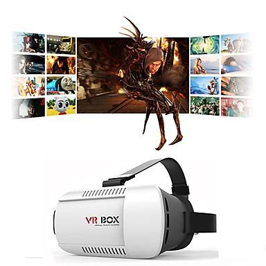 vr 3D-lasit 1.0 versio virtuaalitodellisuus video elokuva peli lasit headset