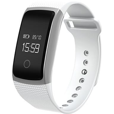 Pulsera inteligente A09 para iOS / Android Monitor de Pulso Cardiaco / Pantalla Táctil / Distancia de Monitoreo / Podómetros Recordatorio de Llamadas / Seguimiento de Actividad / Seguimiento del