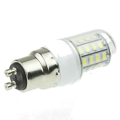 GU10 LED Corn Lights 40 SMD 5630 1200-1600lm Warm White Cold White 3000-3500K 6000-6500K Decorative AC 220-240V