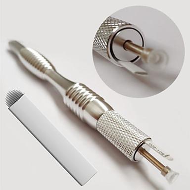 Alumínio / Liga Cuidado Pessoal / Saúde e Beleza Fácil de Transportar yes / yes Recomendado para Sobrancelha / Lábios / Lápis de Olho