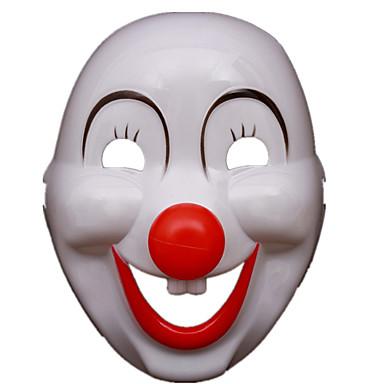 ハロウィン用マスク おもちゃ サーキュラー ピエロ ホラーテーマ 1 小品 クリスマス カーニバル こどもの日 ギフト