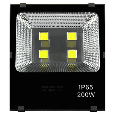 200W LED reflektori 4 Visokonaponski LED 20000 lm Toplo bijelo / Hladno bijelo Ukrasno / Vodootporno V 1 kom.