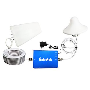 lintratek gsm 900MHz mobiltelefon jelerősítő GSM repeater erősítő készlet Airtel / TELE2 / movistar / Claro / csengő