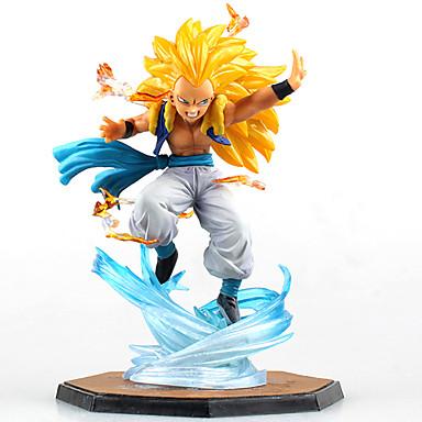 Las figuras de acción del anime Inspirado por Bola de Dragón Cosplay Animé Accesorios de Cosplay figura CLORURO DE POLIVINILO Disfraces de Halloween
