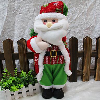 1kpl joulukoristeet santa reppu joulu tarvikkeita joulua ikkuna koriste joulukoristeita
