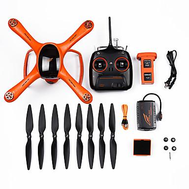Drone 4 Kanaler 3 Akse 2.4G Fjernstyrt quadkopter Med kameraFjernstyrt Quadkopter Kamera Fjernkontroll 1 Batteri Til Drone Brukerhåndbok