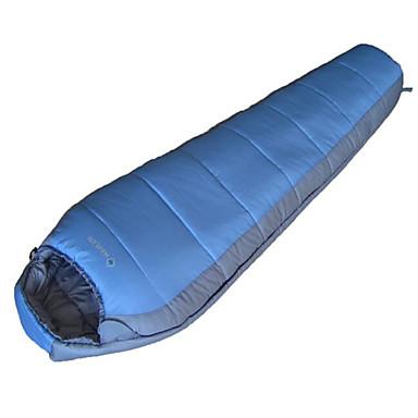 寝袋 アウトドア フル 幅200 x 長さ230cm 10°C マミー型 携帯用 / 通気性 / 防水 のために 春 / 夏 / 秋