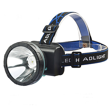 K86 バッテリーケース 自転車グローライト LED 300 ルーメン モード Cree Q5 1 * リチウム電池 焦点調整可 防水 スーパーライト ズーム可能 のために キャンプ/ハイキング/ケイビング 日常使用 警察/軍隊 サイクリング 狩猟 ワーキング 屋外 釣り
