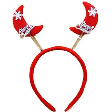 Høytidssmykker Harpiks Cosplay-tilbehør Jul