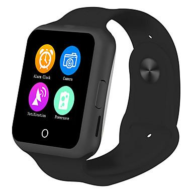 Smartklokke GPS Pulsmåler Vannavvisende Video Kamera Lyd Håndfri bruk Beskjedkontroll Kamerakontroll Aktivitetsmonitor Søvnmonitor