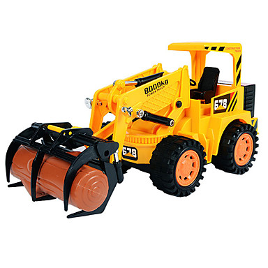 Truck Racing Rd800182 1 78 Brush Electric Rc Car 5km H Am Yellow Ready