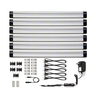 LED Fácil Instalación Luces LED de Armario Blanco Cálido Blanco Natural DC 12V