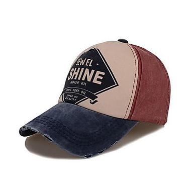 Cap Hatt Hold Varm Bekvem til Baseball Klassisk Bomull
