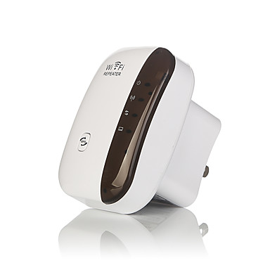 trådløs wifi  signalforsterker 802.11n / b / g Wi-Fi-serien forlenger 300Mbps signal boosters  wifi WPS-oss