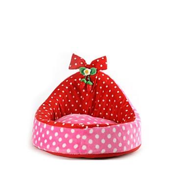 犬 ベッド ペット用 バスケット ピンク