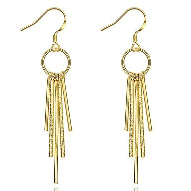 Tropfen-Ohrringe Schmuck Modisch Europäisch Aleación Gold Schmuck Für Normal 1 Paar