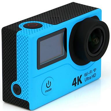 H8R Action Kamera / Sportskamera 20MP 4608 x 3456 Wifi Justerbar Vanntett Trådløs Vidvinkel 30fps Nei ± 2EV Nei CMOS 32 GB H.264Enkelt