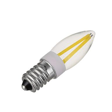 2650-2850/5500-6000 lm E14 LED-maissilamput 4 ledit COB Himmennettävissä Lämmin valkoinen Kylmä valkoinen