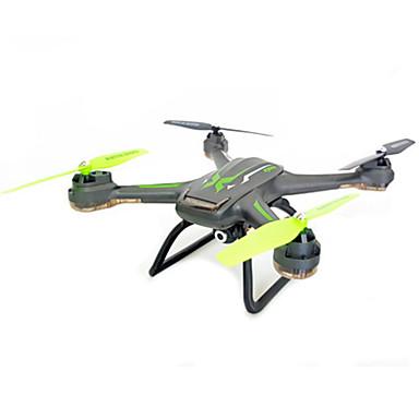 RC Drone SYMA X54HW 4 Kanaler 6 Akse 2.4G Med kamera Fjernstyret quadcopter FPV LED-belysning Hovedløs Modus 360 Graders Flyvning Adgang
