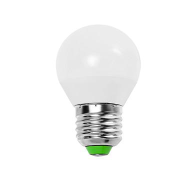 EXUP® 7W 700lm E14 E26 / E27 LED Kugelbirnen G45 9 LED-Perlen SMD 2835 Dekorativ Warmes Weiß Kühles Weiß 220-240V