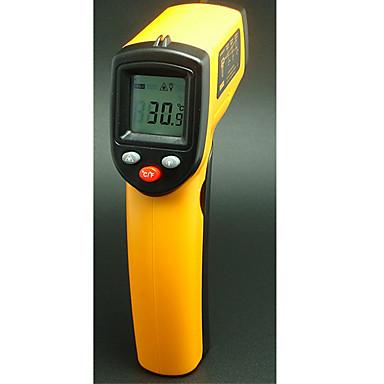 赤外線温度計工業用温度計の温度銃をgm320