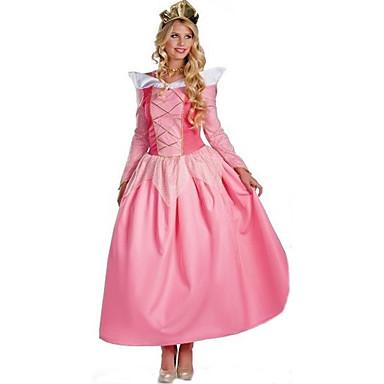 Princesa Conto De Fadas Queen Fantasias De Cosplay Mulheres Cosplay De Filmes Vestido Decoração De Cabelo Dia Das Bruxas Carnaval Poliéster