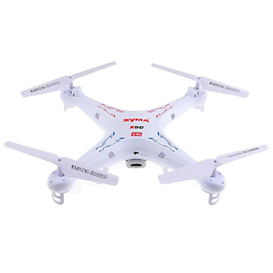 RC Drone SYMA X5C 4CH 6 Axis 2.4G With HD Camera 2.0MP 720P RC Quadcopter LED Lights 360°Rolling Hover With Camera RC Quadcopter Remote