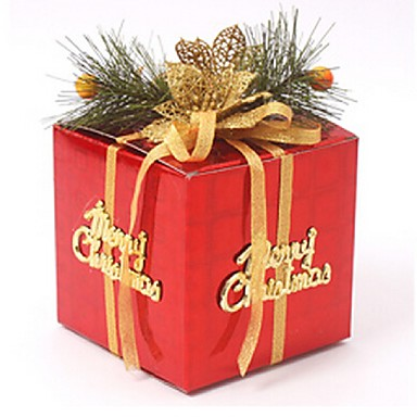 15センチメートルミニギフトボックスクリスマスツリーの吊り飾りクリスマスツリー正月飾り送料無料